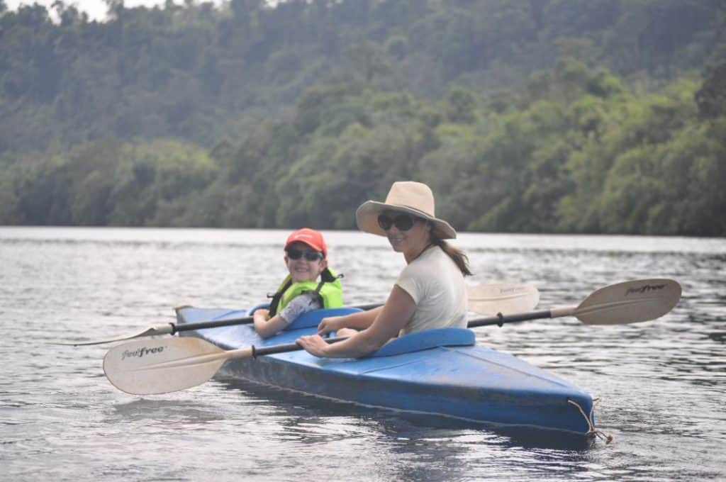 Tatai River Kayaking