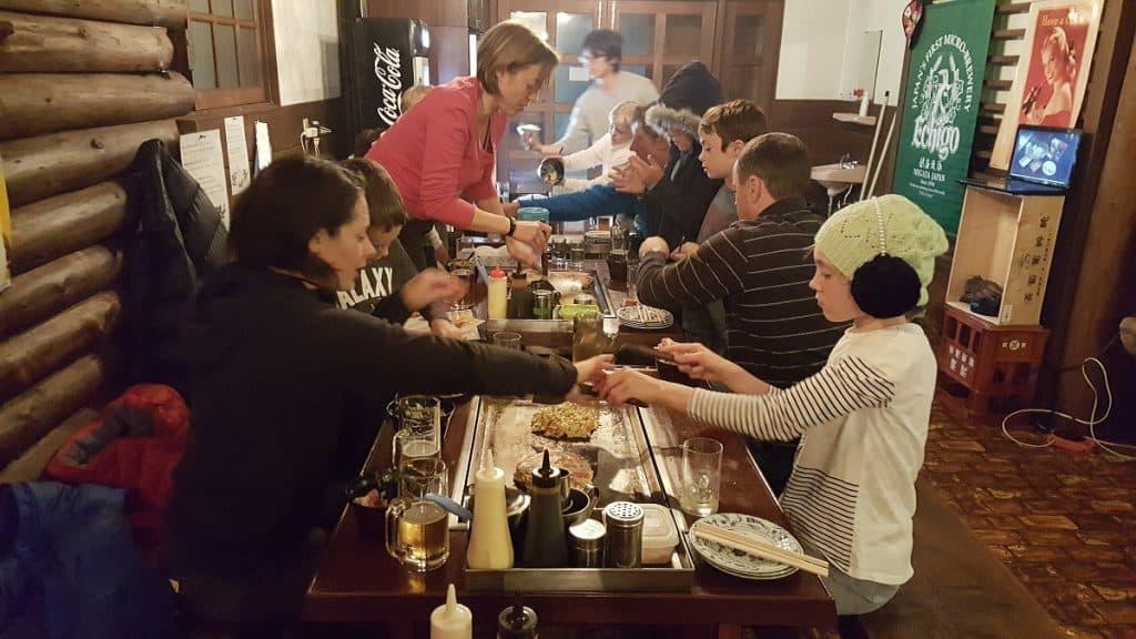 Myoko Okonomyaki Restaurant
