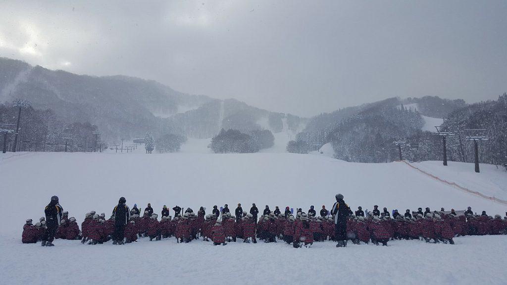 Tangram School Kids Ski School