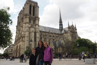 Europe-France-Paris-NotreDame