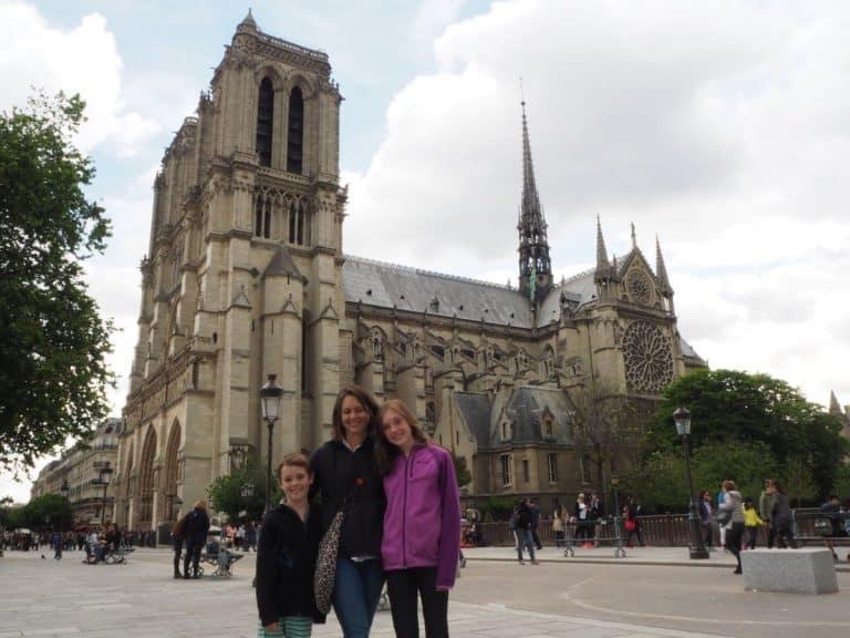 Europe-France-Paris-NotreDame