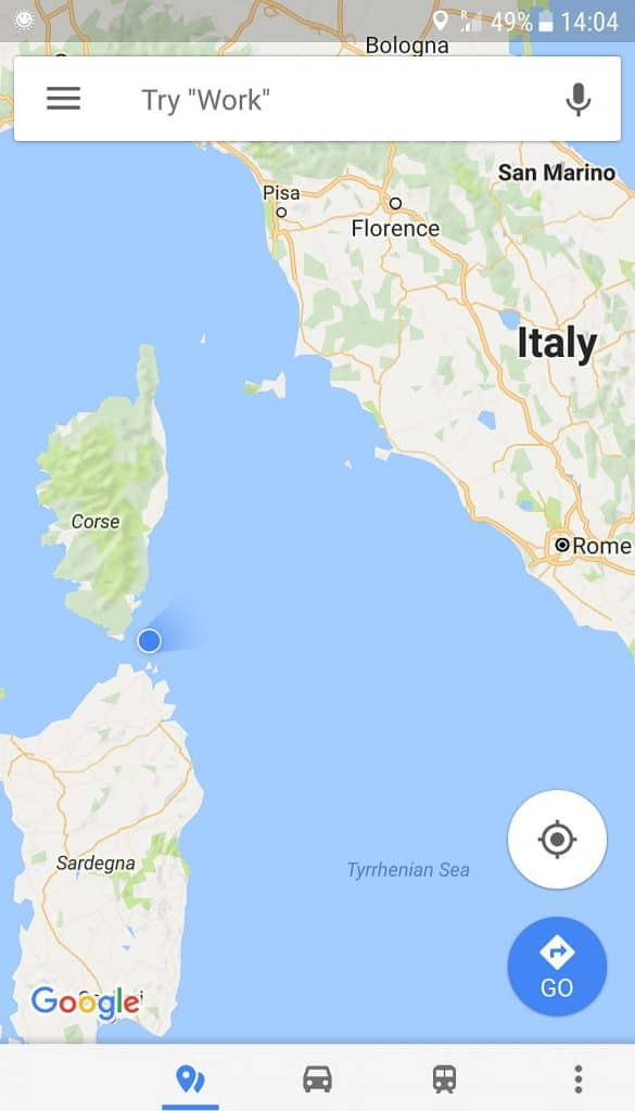 Europe_Italy_Ferry_map