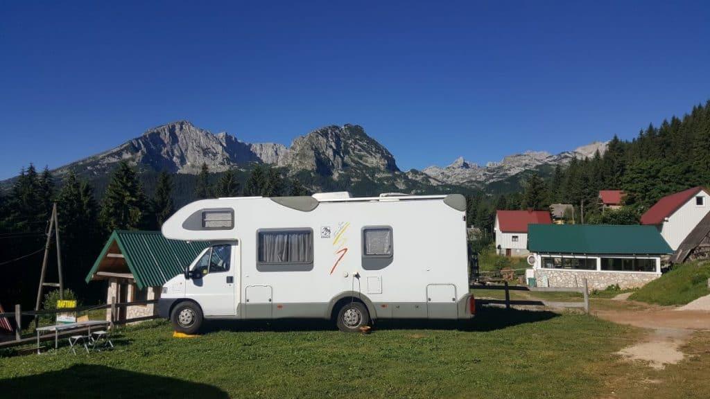 Europe-Montenegro-Zabljakcamp