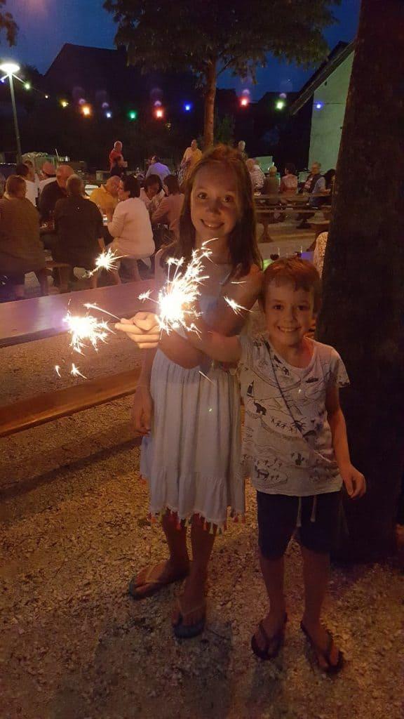 Europe_Switzerland_Villigen_fireworks
