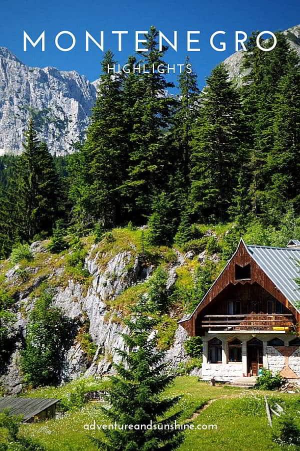 Montenegro highlights