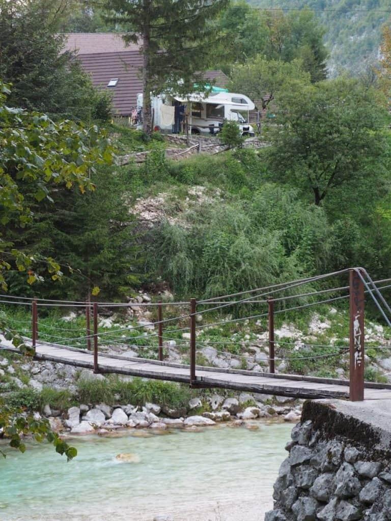 Slovenia-Soca-Camp