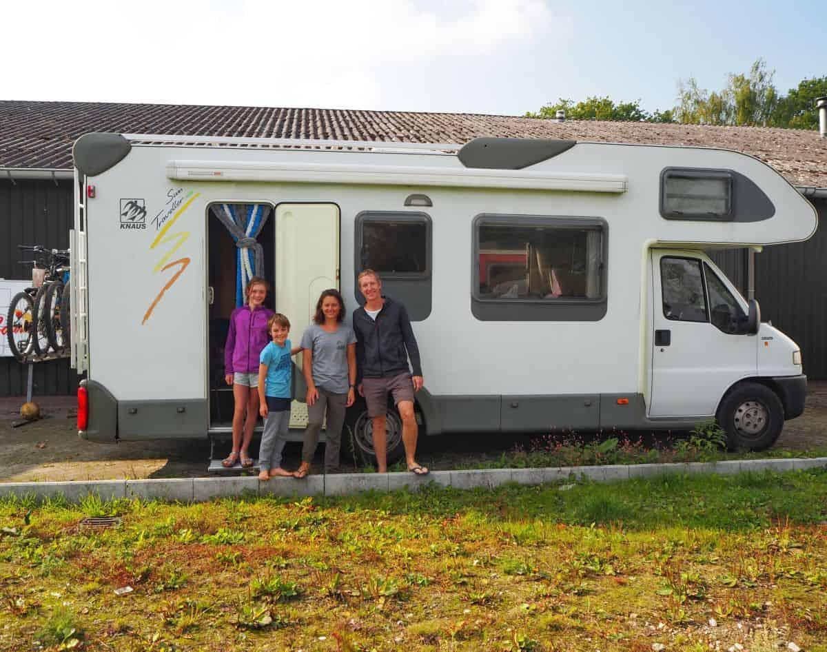 Europe-campervan-family