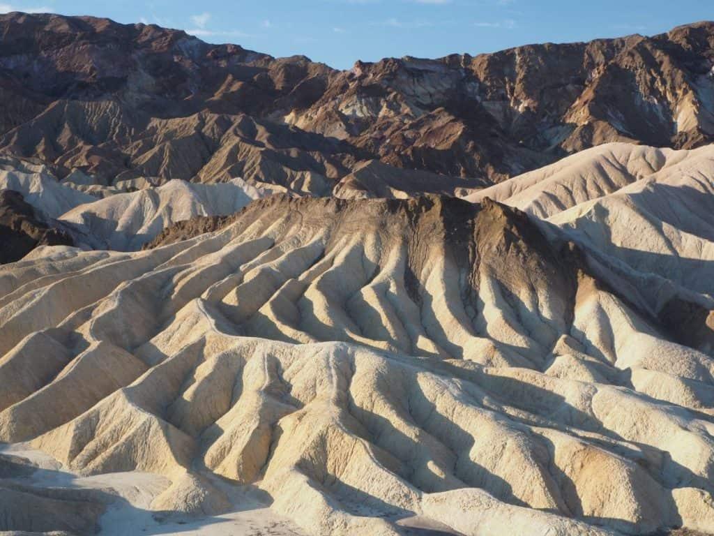 USA-roadtrip-zabriskie point, death valley