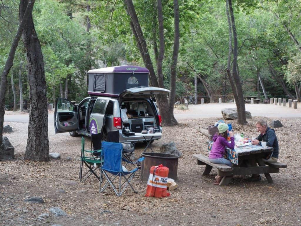 USA-roadtrip-bigsur campground