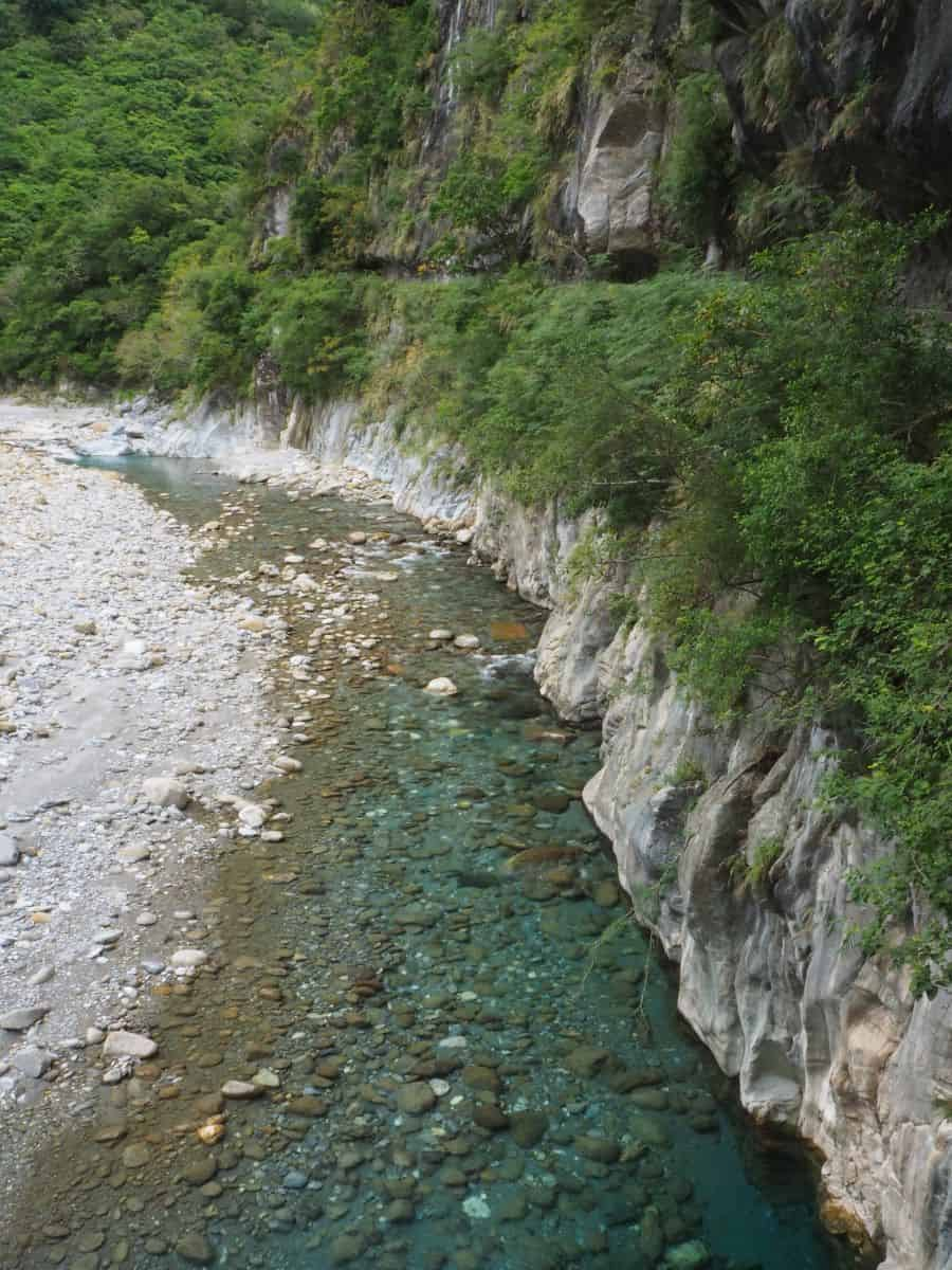 Shakadang Trail in Toroko National Park