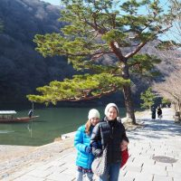 Five awesome cheap things to do in Kyoto with kids