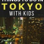 Cheap things to do in Tokyo with kids
