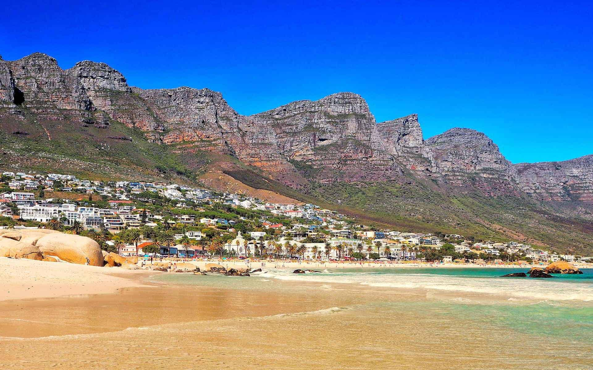 South Africa itinerary - 2 week road trip Johannesburg to Cape Town
