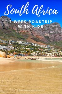 South Africa 2 week road trip with kids