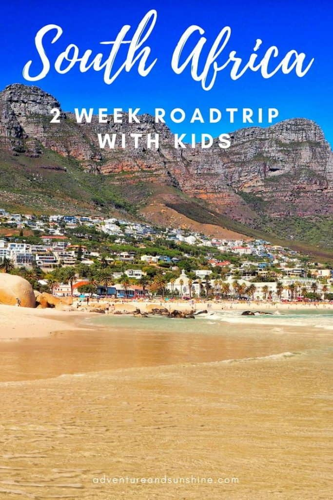Everything you need to know to plan a 2 week itinerary for South Africa including where to stay and highlights along the way #southafrica #itinerary #gardenroute
