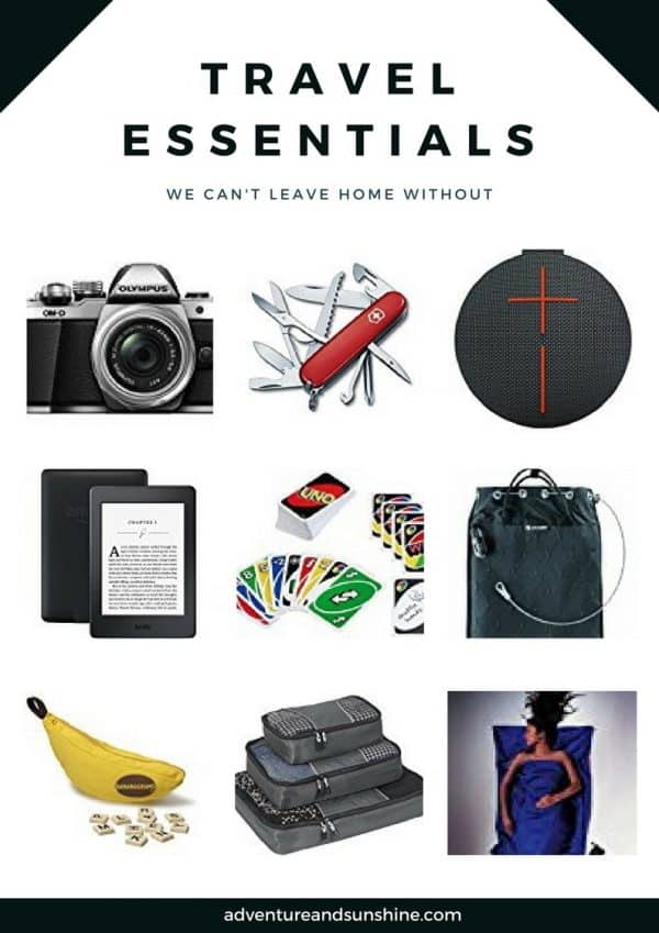 Traveling out of a backpack means space is precious. But these 14 items are always in our pack #travelaccessories #travelessentials #travel #packinglist