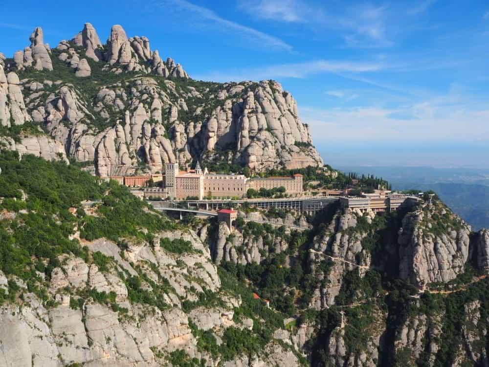 Montserrat Monastery, Spain