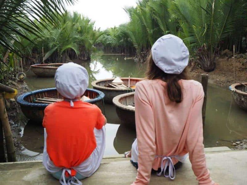 Cooking class, Hoi An, Vietnam