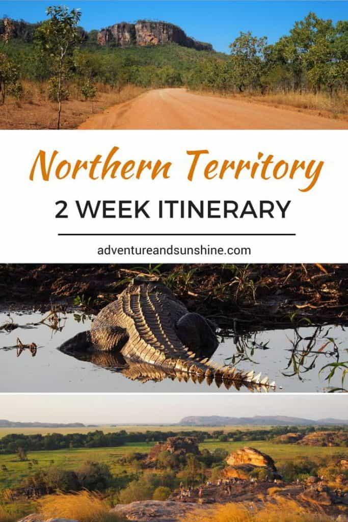 Northern Territory 2 week itinerary