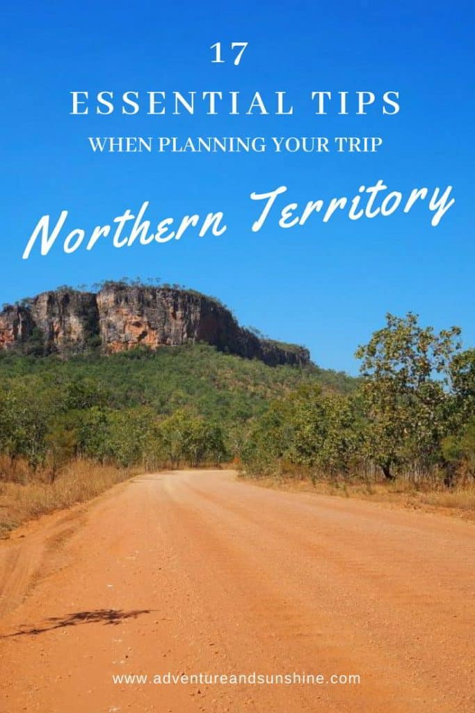 Heading into Outback Australia requires a little planning. We share 17 essential tips for your Northern Territory Road Trip including how to choose the right 4x4, where to camp and shop! #roadtrip #northernterritory #outbackaustralia #traveltips