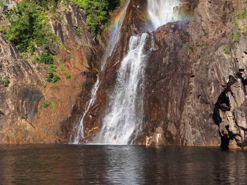 Tjaynera Falls Northern Territory Road Trip