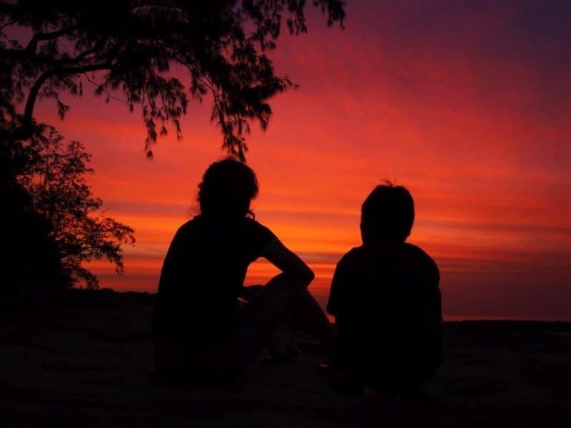 Darwin Sunset - Northern Territory Road Trip
