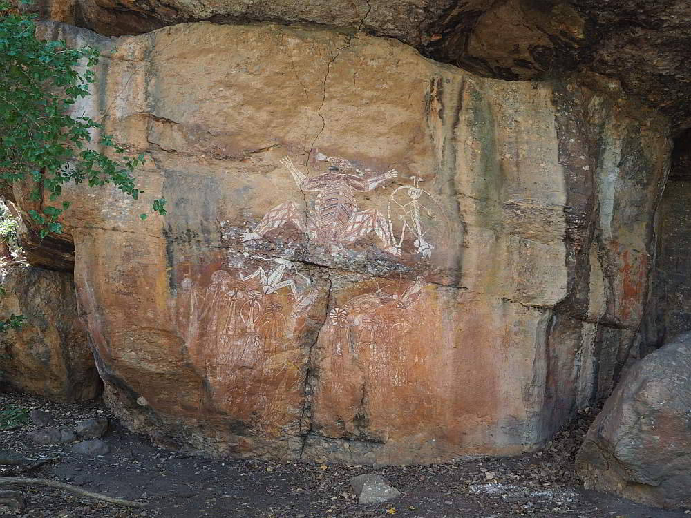 Rock Art Northern Territory Road Trip