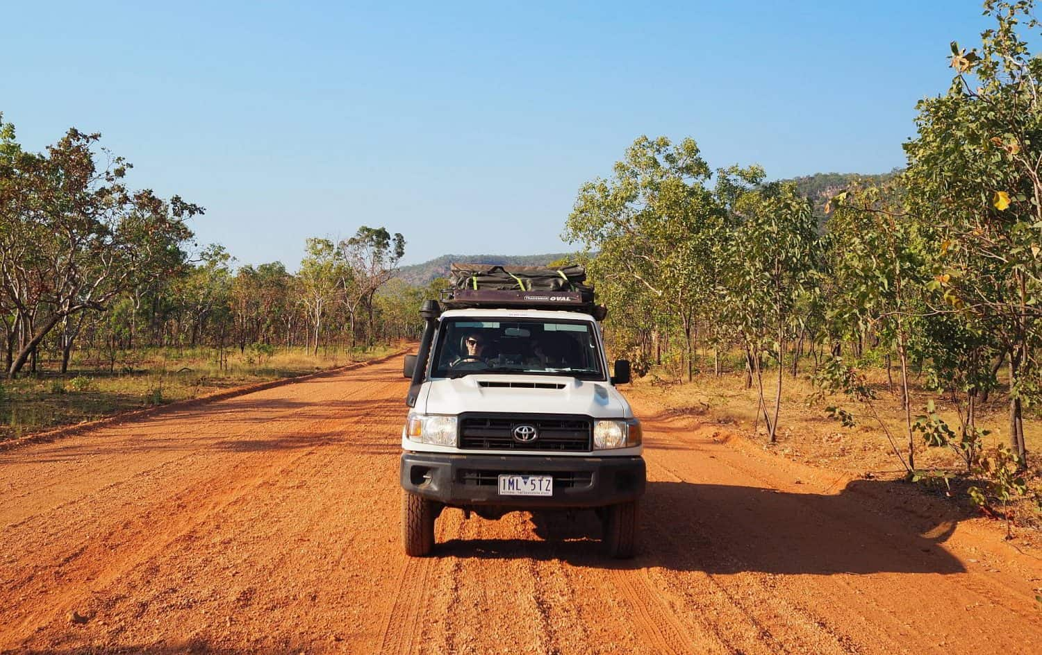 The Perfect Itinerary for a 2 week Northern Territory Road Trip