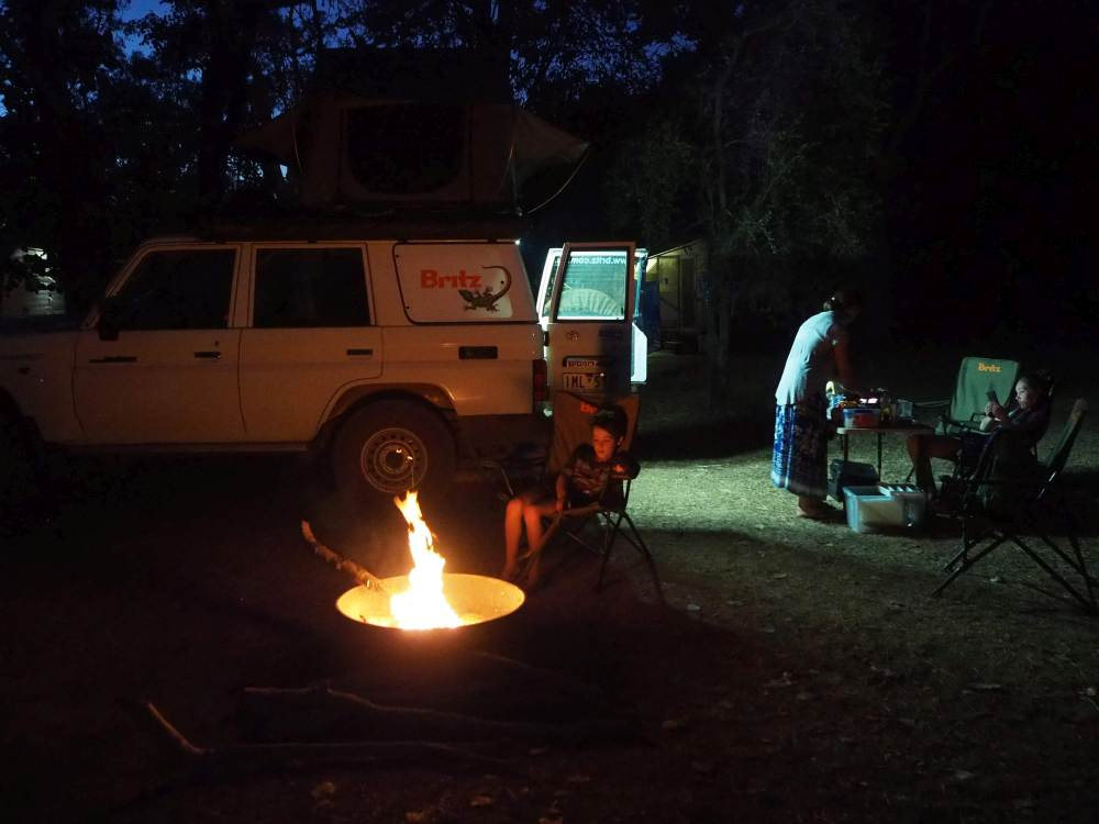 Outback-Australia-Packing-List Night Time Lighting