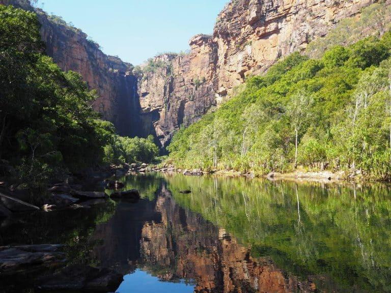 Outback Australia Packing List - Jim Jim Falls, Kakadu NP