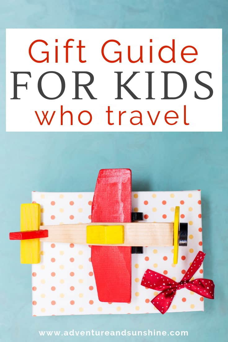 gifts for kids who travel
