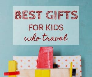best gifts for kids who travel