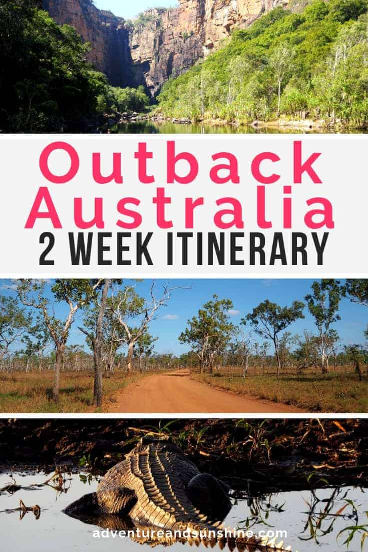 Northern Territory 2 week itinerary