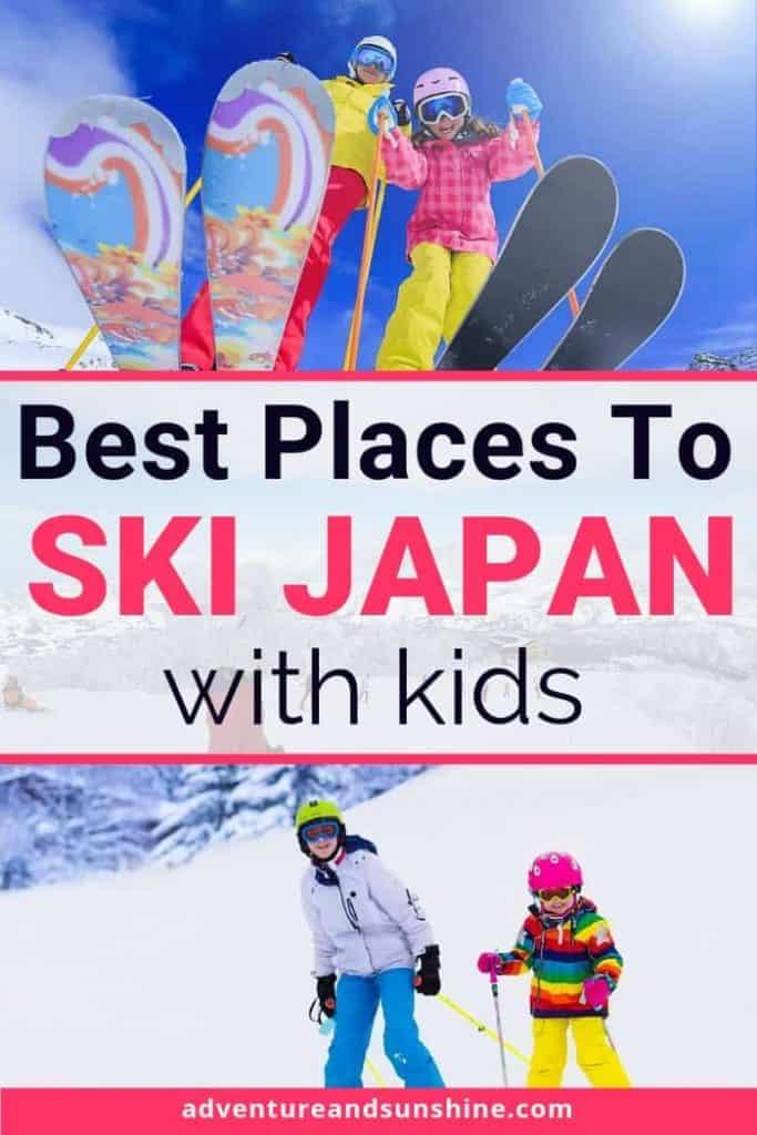 Best Family Ski Resorts Japan
