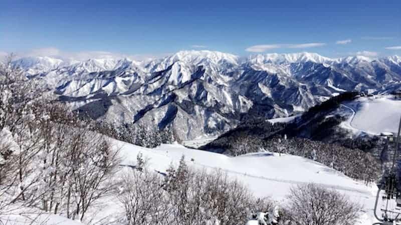 Family ski holidays Japan - Yuzawa ski resort japan
