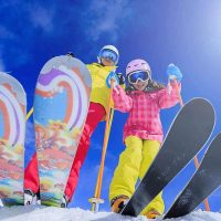 Best Family Skiing in Japan