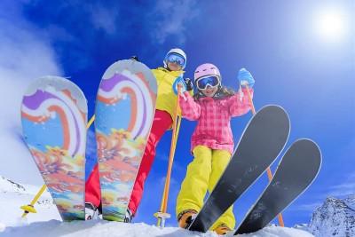 Ski Japan with kids - best places to ski