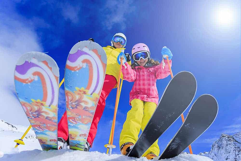 Ski Japan with kids - best places to ski