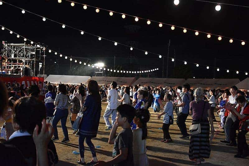 obon festival japan - things to see and do in japan