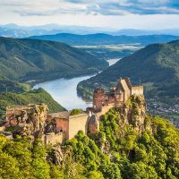 Cycling the Danube Cycle Path: 4 Day Itinerary
