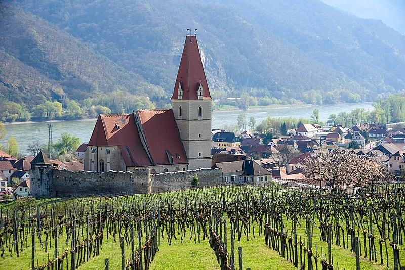 Weissenkirchen Wachau Valley Austria