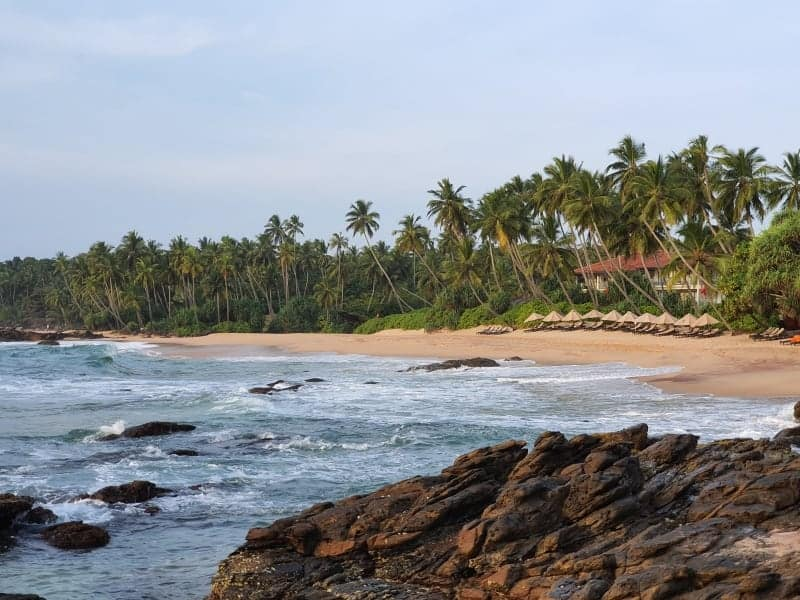Sri Lankan beaches - Tangalle