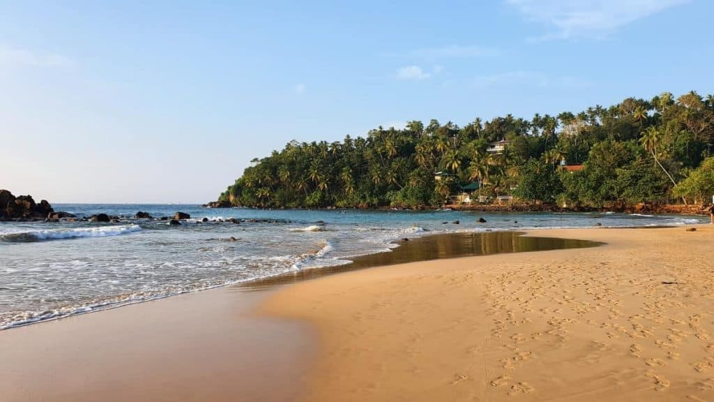 best places to stay in mirissa beach