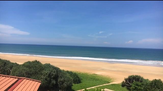 View of Bentota Beach - best beaches west coast sri lanka