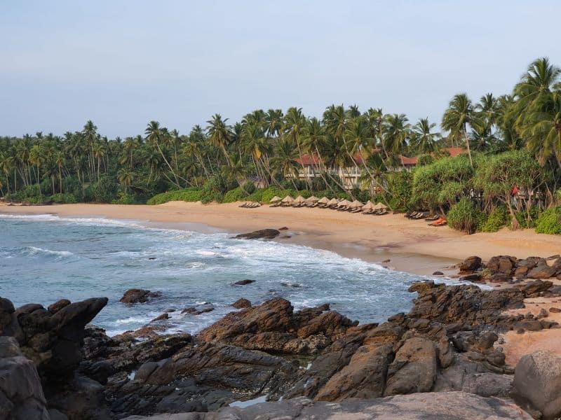 Goyambokka Beach Tangalla Sri Lanka