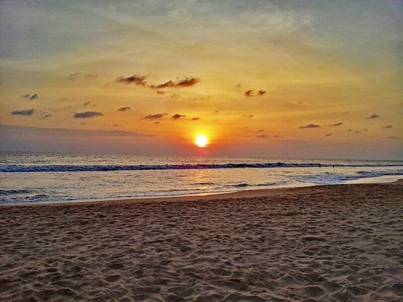 Hikkaduwa Beach Sri Lanka