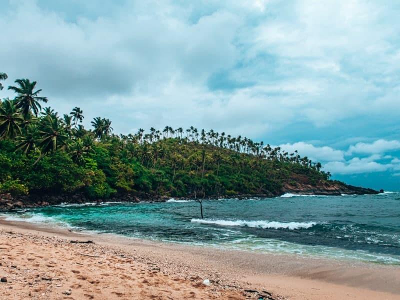 Secret beach - Mirissa best beaches