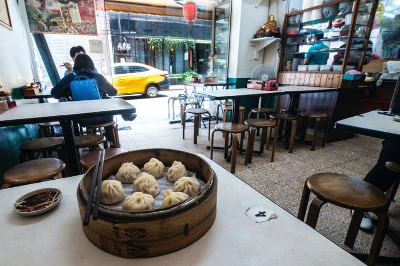 Yongkang-Street-famous taipei food