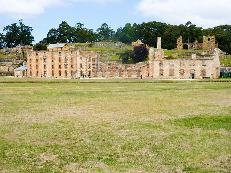 Port Arthur historical site Tasmania