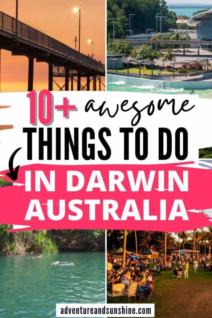 Top 10 Best Things To Do In Darwin Australia - Adventure ...